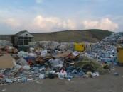S-a finalizat închiderea rampei de gunoi de la Turda