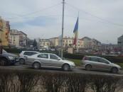 Trafic îngeunat în Turda în preajma sărbătorilor