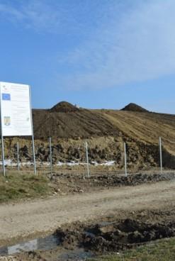 Rampa de gunoi de la Turda, monitorizată de autorități
