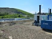 La Cluj funcţionează singura staţie de osmoză din ţară. Rampa de gunoi nu mai poluează