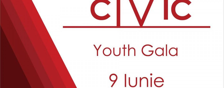 Un alt fel de dezbateri – Civic Youth Gala