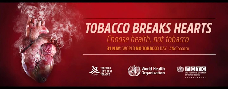31 mai – Ziua Mondială fără tutun