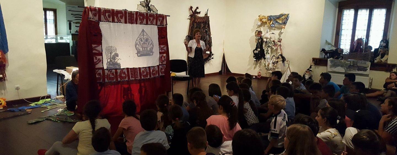 Expoziție cu marionete la Muzeul de Istorie. În premieră, Ramayana la teatrul de umbre