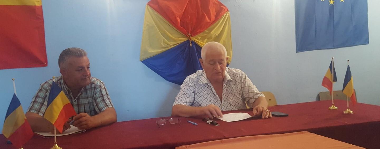 """Preşedintele PRM Turda: """"Suntem mulţumiţi de managementul primarului Cristian Matei"""""""