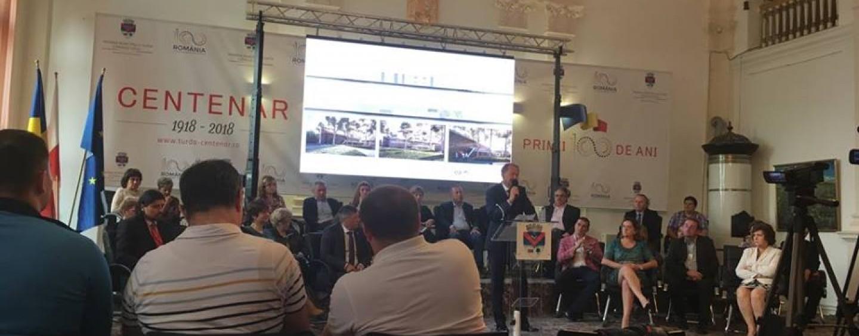 Cristian Matei, primii 2 ani de mandat: proiecte de 300 de milioane de euro. Toată Europa vrea să se înfrățească cu Turda