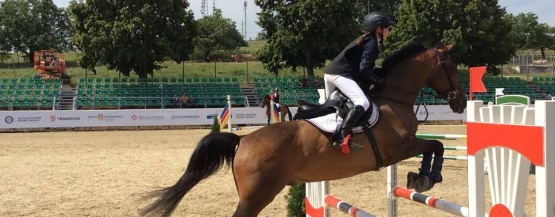 Salina Equines Horse Trophy. Peste 200 de cai în competiție, la ediția din 2018