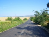 Drmul Turda-Ploscoș a fost asfaltat