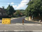 O rută alternativă spre Beliș-Fântânele a intrat în reparații