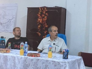 Dr.Pablo Higuerras i-aavertizat pe turdeni că trebuie să scape urgent de poluarea cu mercur de la Uzinele Chimice