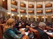 Opoziția acuză PSD că blochează libera exprimare în Camera Deputaților