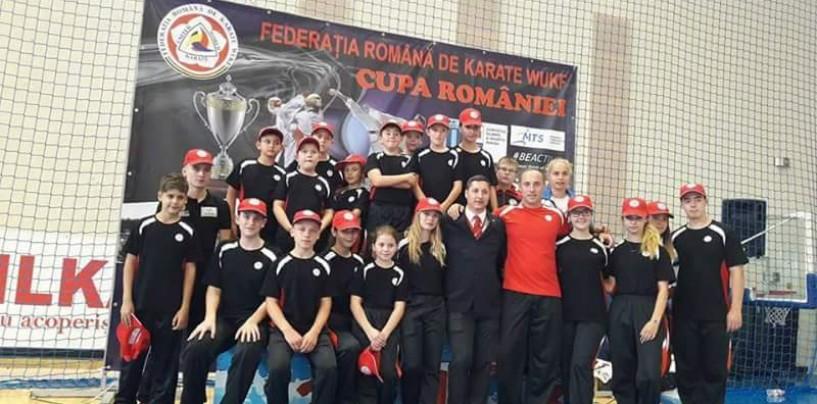 Clubul Samurai Turda, 24 de medalii de aur în competițiile din 2018