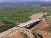 S-au inagurat 9,5 km de autostradă pe tronsonul Gilău-Nădășelu. Erau gata de anul trecut
