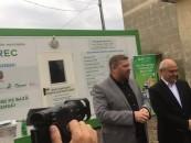 Stații de reciclare SigurEc inaugurate la Câmpia Turzii
