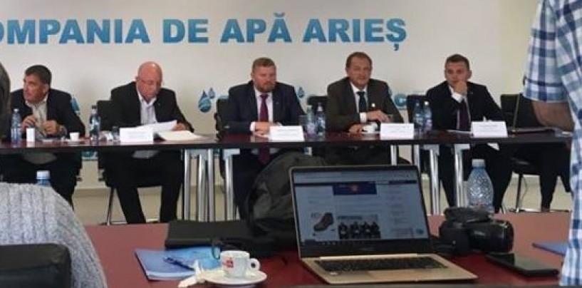 CAA a semnat acordul de contract pentru lucrările de reabilitare a rețelelor din Turda și Câmpia Turzii