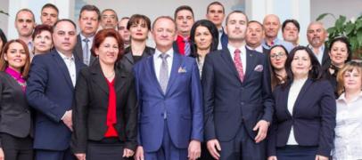 Cine conduce la Turda. Familia PSD