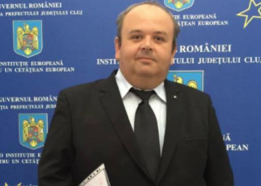 """Petre Pop dezminte candidatura la șefia Salinei Turda.  """"Am proiecte importante pentru Câmpia Turzii"""""""
