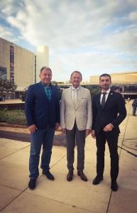 Invitații TVR -Cristian Matei, Gabriel Zetea și Radu Moldovan au în comun și apartenența la PSD.