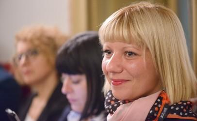 Premiul & Bursa Ion Rațiu pentru Democrație acordate judecătoarei Camelia Bogdan