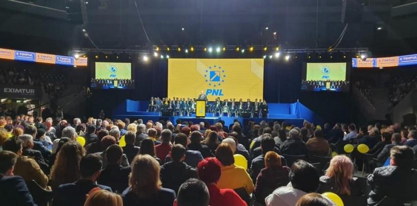 150 de liberali turdeni au participat la prezentarea candidaților PNL, de la Cluj