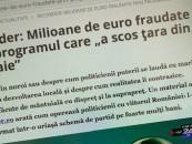 """Premiul Rațiu pentru Jurnalism atribuit pentru """"Dumnezeul achizițiilor"""", o investigație privind drenarea banilor prin PNDL"""