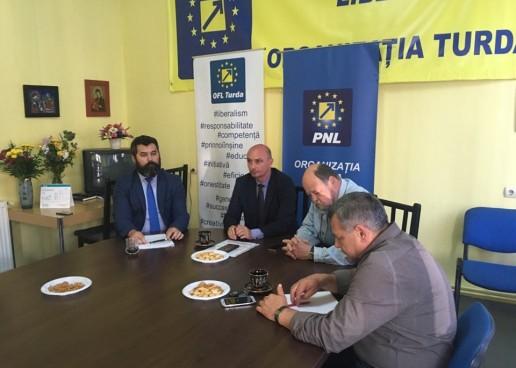 900.000 de lei pierderi la Domeniul Public Turda. PNL cere demisia  directorului Balahura