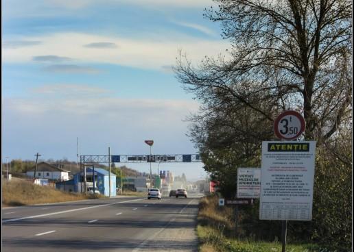 Taxă de tranzit pentru mașinile de tonaj ce traversează Câmpia Turzii. Măsura pune presiune pe administrația din Turda