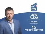 Liviu Alexa, noul președinte al PSD Cluj. Chemat să oprească blaturile politice