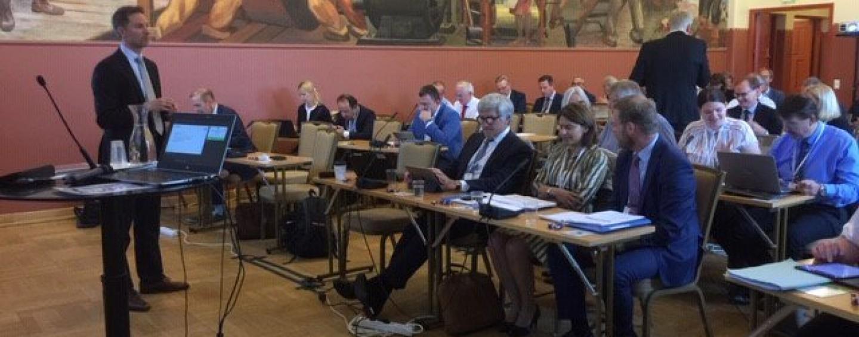 Șefii administrațiilor fiscale din UE s-au reunit în cadrul plenarei TADEUS