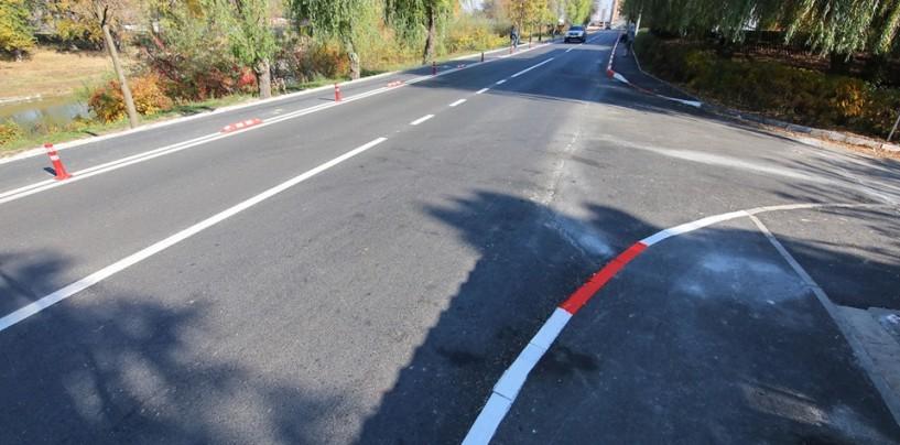 """Strada Constructorilor amenajată ilegal? Consilierul Anca """"Arătați-ne contractul. Nu vrem să fim fraieriți"""""""
