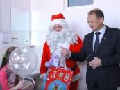 Primarul Turzii acuzat că a furat locul lui Moș Crăciun.