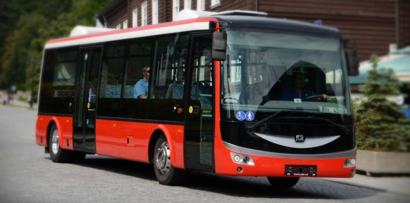 """Autobuze electrice au avut defecțiuni, spun surse din TUP. """"Nu există defecțiuni majore"""", explică directorul companiei"""