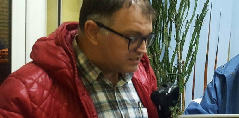 Jurnalistul turdean Gelu Florea i-a numit fraieri pe  turdenii care votează cu candidatul USR