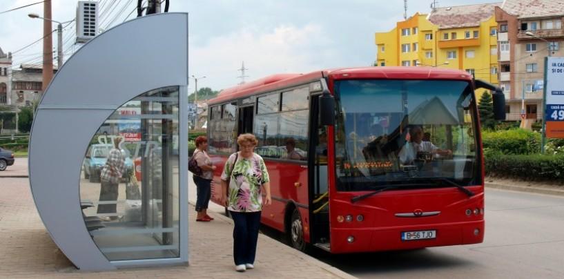 STP Turda: Aglomerația în tranportul local s-a datorat unor autobuze defecte