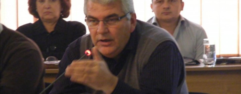 Sorin Bichiş: Vot�m bugetul, condiţionat de alocarea banilor pentru str�zi
