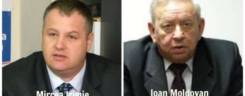 Calitatea de deputat este incompatibil� cu multe funcţii de conducere, consider� doi deputaţii Mircea Irimie şi Ioan Moldovan