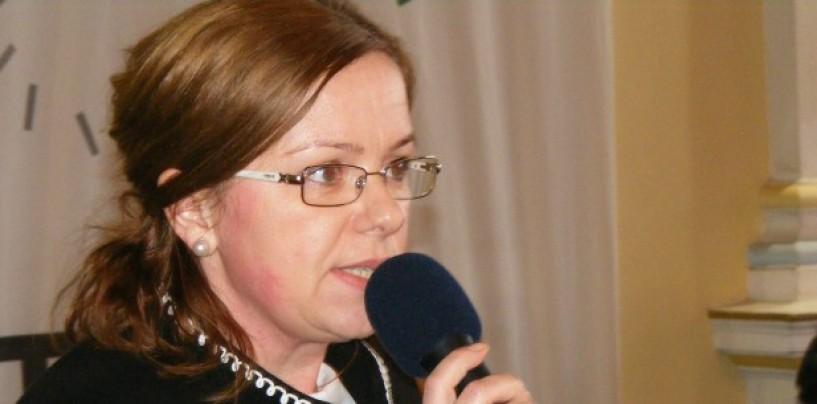 Simona Baciu: Am lipsit din Consiliul Local, deoarece preşedintele Comisiei de la Veneţia vizita Salina Turda