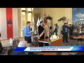 Ceremonia oficial� a turneului CE de Handbal fete under 17