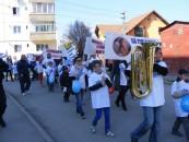 """Peste 300 de persoane au participat la """"Marșul pentru Viaț�"""""""