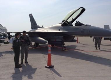 ExerciČ›iul militar aerian Dacian Warhawk