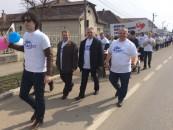 Marșul Vieții, la Câmpia Turzii