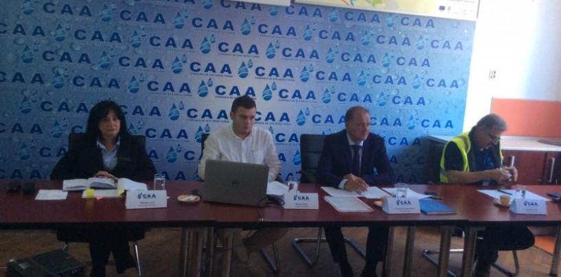 Compania de Ap� Arieș a atribuit unul din cele mai mari contracte de achiziții din 2015
