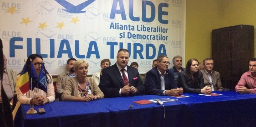 ALDE are 8% în județul Cluj potrivit sondajului din iunie. Irimie se declară mulțumit