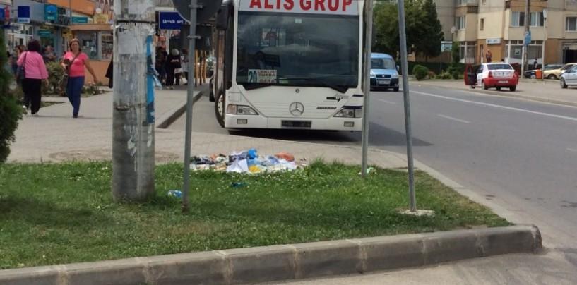 ALIS Grup: Amendă de 10.000 de lei și un autobuz suspedant timp de 6 luni