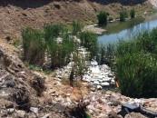 Terenuri agricole distruse de exploatările de balastru. Autoritățile locale nu se implică