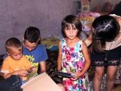 """TSD a a sprijinit trei familii, în ziua s�rb�torii """"Schimbarea la Faț�"""""""
