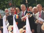 Deputatul Mircea Irimie le mulțumește turdenilor ce l-au votat în sondajele de opinie
