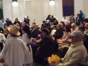 Peste 50 de persoane la spectacolul dedicat vârsnticilor, organizat la Primărie