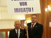 Liberalii au votat Legea irigațiilor la presiunea fermierilor