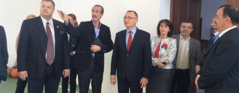 Sorin Câmpeanu poate asigura stabilitatea, spune Mircea Irimie. Primul ministru interimar a vizitat recent Turda