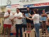 Peste 200 de tineri au luat startul în competiția de înot organizată de Salină